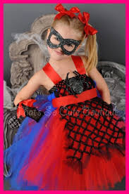 Spiderman Toddler Halloween Costume Tutu Dress Spiderman Tutu Dress Spider Costume Hero