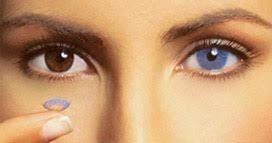 Light Brown Contact Lenses Blue Contacts For Your Brown Eyes Style Wile