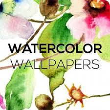 watercolor wallpapers android apps on google play