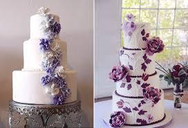 purple wedding cakes 50 stylish eve