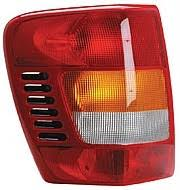 2004 jeep grand cherokee tail light assembly 2001 2004 jeep grand cherokee rear tail light right passenger