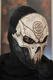 ghost glow mask abaddon by psychopat6666 mask create your own roleplaying game