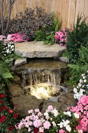 glamorous water feature ideas for small backyards photo
