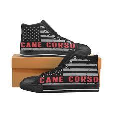 American Flag Shoes Cane Corso American Flag Shoes Women My Cane Corso