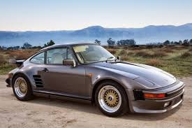 porsche slate gray metallic 1983 porsche 930 special wishes slant nose slate grey metallic
