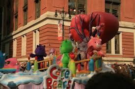 macys thanksgiving day parade nbc patric in haid