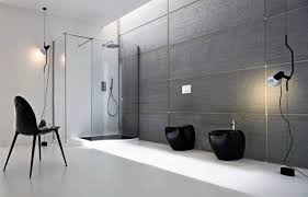 equisite open desaign ideas minimalist bathroom with cute black