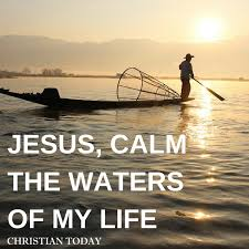 Inspirational Christian Memes - jesus calms the storms in our life https www facebook com