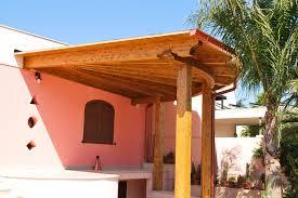 tettoie per terrazze coperture in legno su misura per esterni