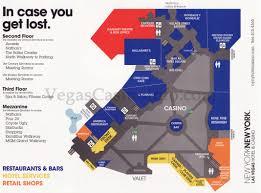 Hilton New York Map by Las Vegas Casino Property Maps And Floor Plans Vegascasinoinfo Com