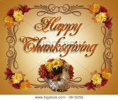 happy thanksgiving card turkey poster id 3913256