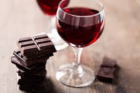 wine chocolate this might be why you get migraines from wine and chocolate