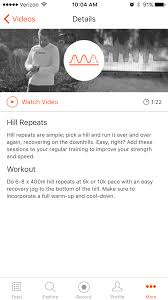 training videos ios u2013 strava support