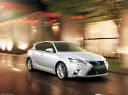 lexus cars 2014 10 most fuel efficient used luxury cars autobytel com