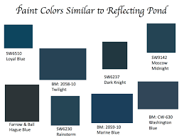 pantone fall 2015 color report reflecting pond