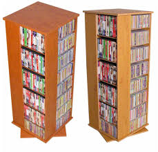 928 cd 416 dvd 532 blu rays floor spinner storage tower rack new