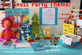 dr seuss party decorations dr seuss birthday party dr seuss party food ideas more