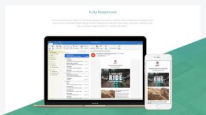 email marketing template pack app for adobe business catalyst