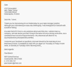 sample job interview thank you letter 8 thank you letter after interview sample email foot volley mania