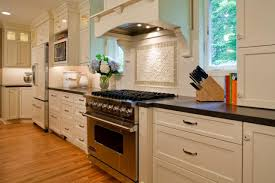 freestanding gas range without backsplash staining cabinets before