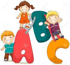 free children alphabet clipart clipart collection alphabet