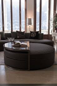 Table Ottoman Coffee Table Ottoman Leather Elegant And Luxury Coffee Table