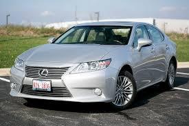 lexus es 350 gas tank capacity 2014 lexus es 350 overview cars com