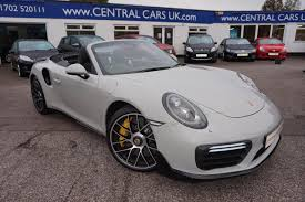 porsche 911 turbo s pdk used 2017 porsche 911 turbo 991 turbo s pdk for sale in essex