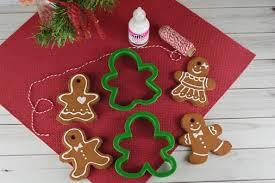 diy cinnamon gingerbread ornaments diy