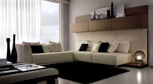 Small Black Rugs Awesome Interior Layouts In Modern Living Room With White Sofa And