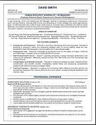 Human Resource Sample Resume by Top Resume Services Resume Writers Com Review