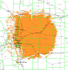 Longmont Colorado Map by The Aaron Harber Show
