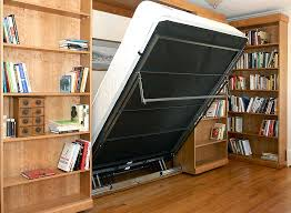 sliding bookcase murphy bed diy wall bed ikea amazing ikea hack murphy bed with sliding doors