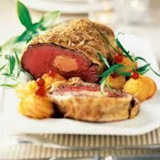 cuisiner la biche rôti de biche farci au foie gras roti de biche biche et le foie gras