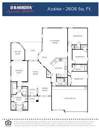 Dr Horton Cynthia Floor Plan horton homes floor plans texas