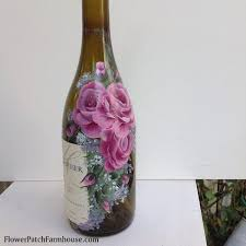 How To Paint A Vase 398 Best One Stroke Glass Painting Images On Pinterest Glass