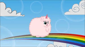 pink fluffy unicorns dancing on rainbows fluffle puff 1 hour