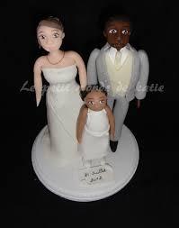 figurine mariage mixte figurine mariés famille le petit monde de figurines
