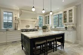 Kitchens With Track Lighting by 64 Deluxe Custom Kitchen Island Designs Beautiful