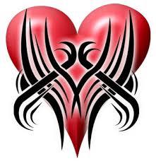 calvin klein tribal tattoo meaning love