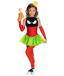 marvin the martian kids movie halloween costume girls costumes