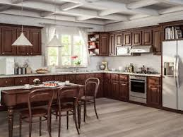 modern all wood kitchen cabinets details about all wood rta 10x10 traditional espresso brown kitchen cabinets finger pul