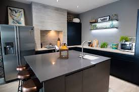 Contemporary Kitchens Cabinets Kitchen Kitchen Designs 2017 Hall Kitchen Design Building
