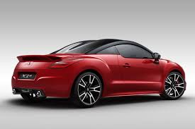 peugeot rcz r price and specs evo
