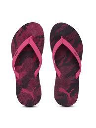 women flip flops u0026 slippers buy ladies slippers online myntra
