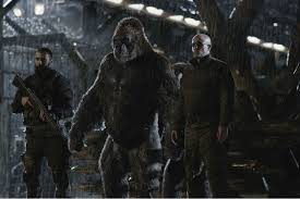 Planet Of The Blind Humans Are The Real Savages In U0027war For The Planet Of The Apes