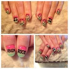 ibiza nails ibiza pinterest ibiza and makeup