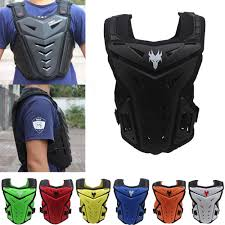 motocross bike shops dirt bike chest protector ebay