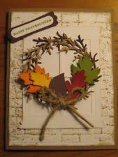 thanksgiving handmade handcrafted greeting cards gift tags ebay