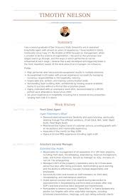 Resume Samples For Hospitality Industry by Front Desk Agent Resume Samples Visualcv Resume Samples Database